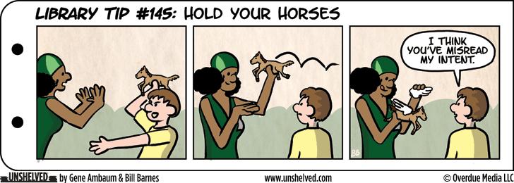 Unshelved comic strip for 9/22/2015