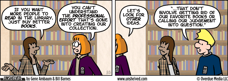 Unshelved comic strip for 11/5/2015