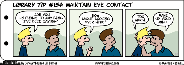 Unshelved comic strip for 11/16/2015