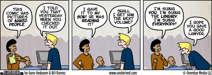 Unshelved comic strip for 12/29/2015