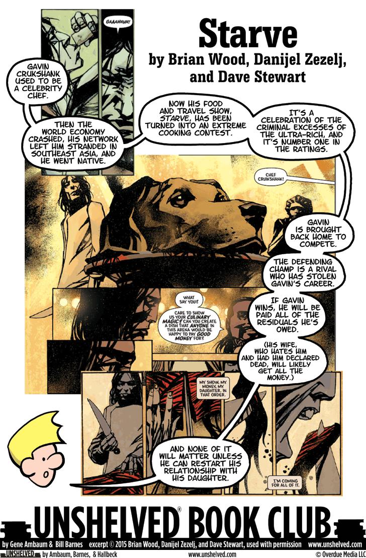 Unshelved comic strip for 4/15/2016