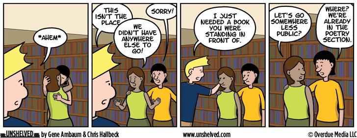 Unshelved comic strip for 6/2/2016