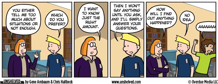 Unshelved comic strip for 6/23/2016