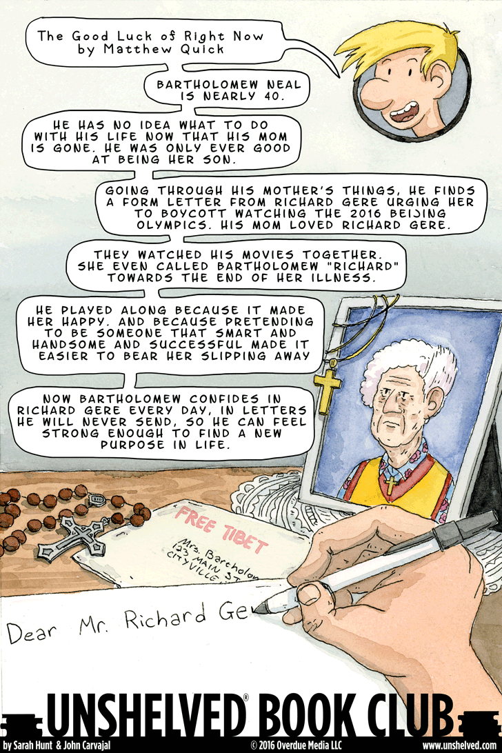 Unshelved comic strip for 6/24/2016
