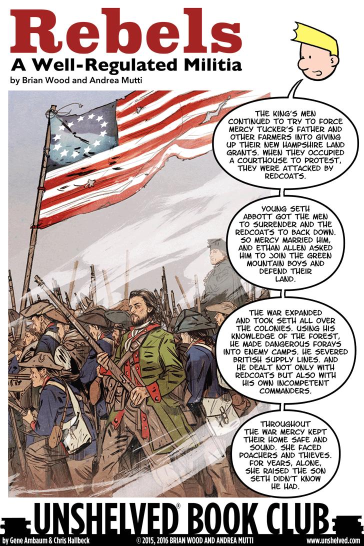 Unshelved comic strip for 8/12/2016