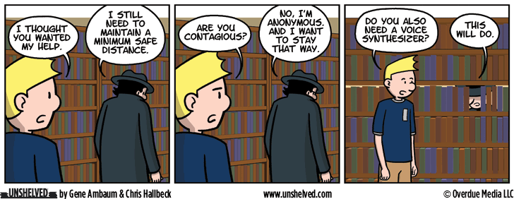 Unshelved comic strip for 9/20/2016