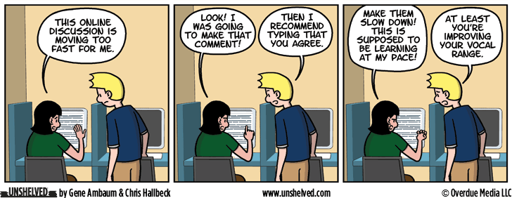 Unshelved comic strip for 9/28/2016