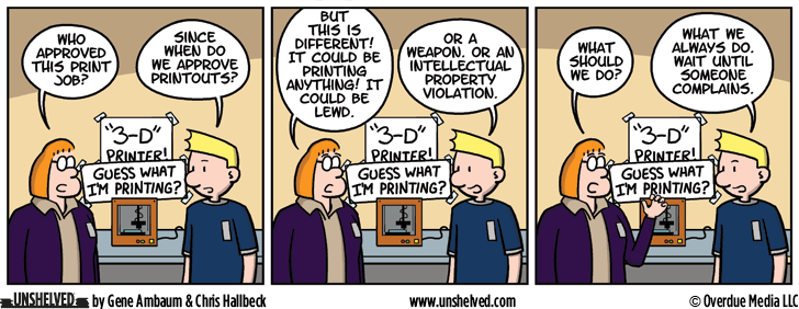 Unshelved comic strip for 10/6/2016