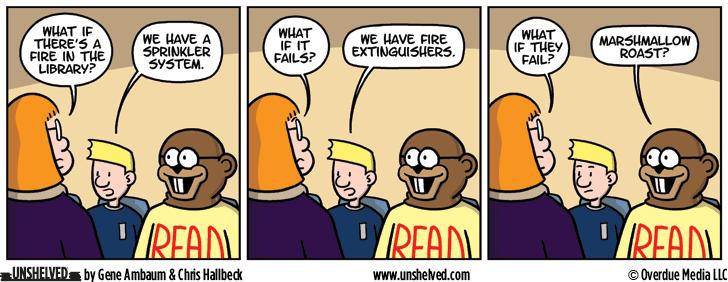 Unshelved comic strip for 10/25/2016